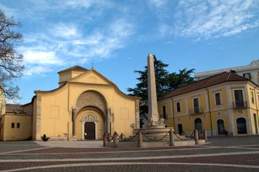 La Chiesa di Santa Sofia a Benevento