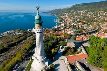 Il Faro della Vittoria a Trieste