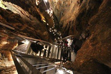 La Grotta Gigante a Trieste