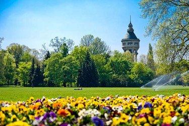 L'isola di Margherita di Budapest