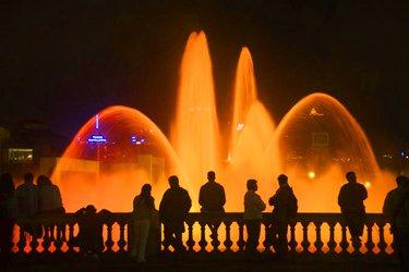La Fontana Magica di Barcellona