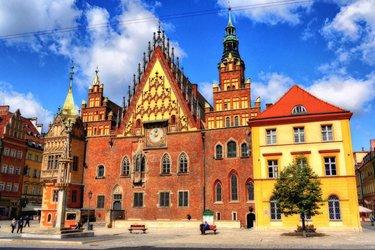 Il Municipio di Breslavia