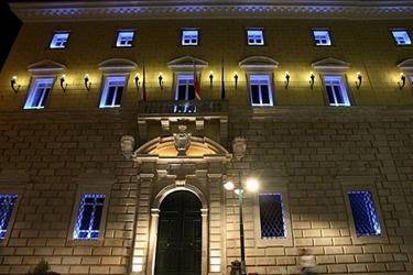 Palazzo Paolo V a Benevento