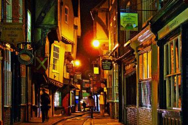 The Shambles a York
