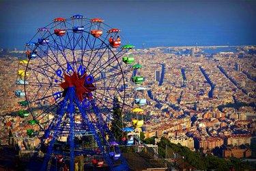 Il Tibidado di Barcellona