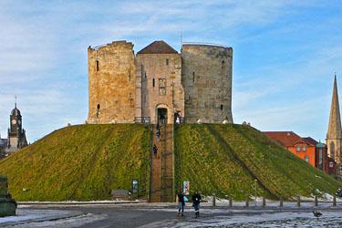 La Torre di Clifford a York