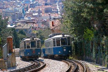 Il Tram di Opicina a Trieste