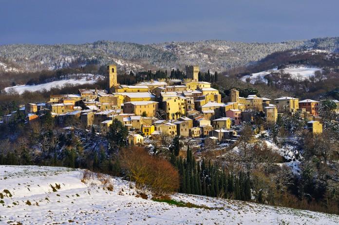 Borgo di San Casciano dei Bagni