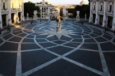 Campidoglio, Musei Capitolini e Aracoeli