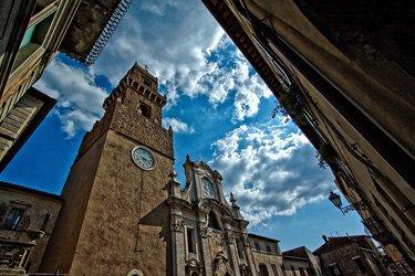 La Cattedrale di Pitigliano