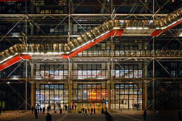 Il Centre Pompidou di Parigi