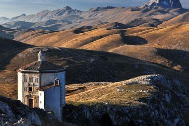 Chiesa di Santa Maria della Pietà a Rocca Calascio