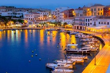 Ciutadella a Minorca