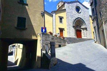 La Collegiata di San Leonardo e l'Oratorio di Sant'Antonio