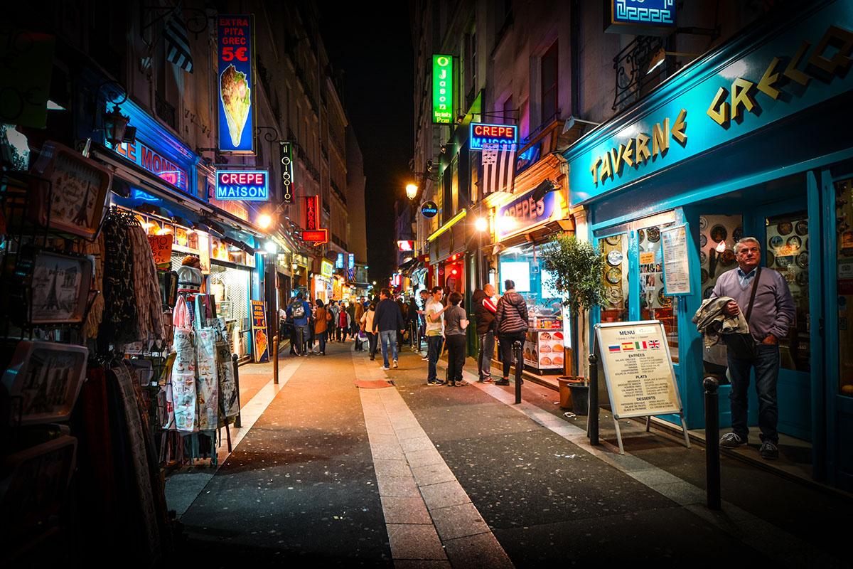 City Of Paris Restaurant San Francisco