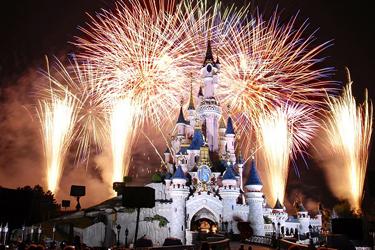 Disneyland a Parigi