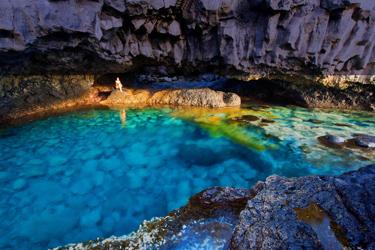 Isola di El Hierro alle Canarie