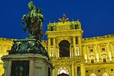 Hofburg Palace a Vienna
