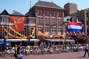 Piazza Markt a Eindhoven