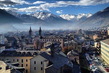 Le montagne di Aosta