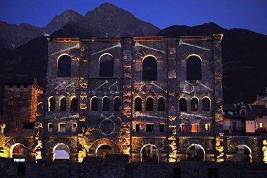 I Monumenti romani di Aosta