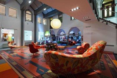 Il Museo d'Arte Moderna e Contemporanea Casa Cavazzini a Udine