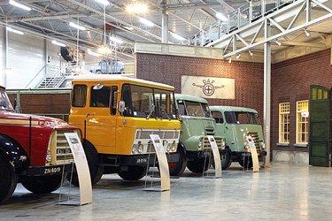 Il Museo Daf di Eindhoven
