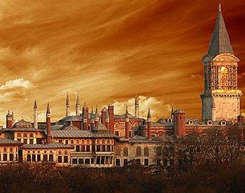 Il Complesso di Topkapi a Istanbul