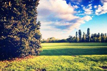 Il Parco del Cormor a Udine