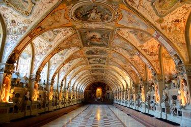 Residenz, il Palazzo Reale di Monaco di Baviera