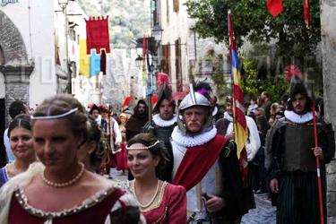 La Sagra della Polenta, la Festa dei Fauni e la Rievocazione Storica della Battaglia di Lepanto