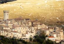 Santo Stefano di Sessanio in Abruzzo