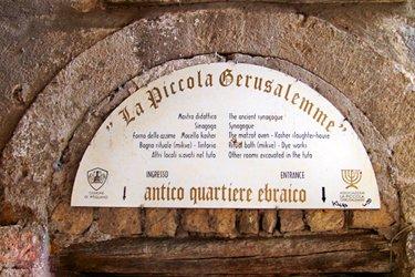 Il Ghetto Ebraico di Pitigliano