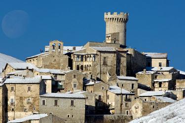 La Torre Medicea di Santo Stefano di Sessanio