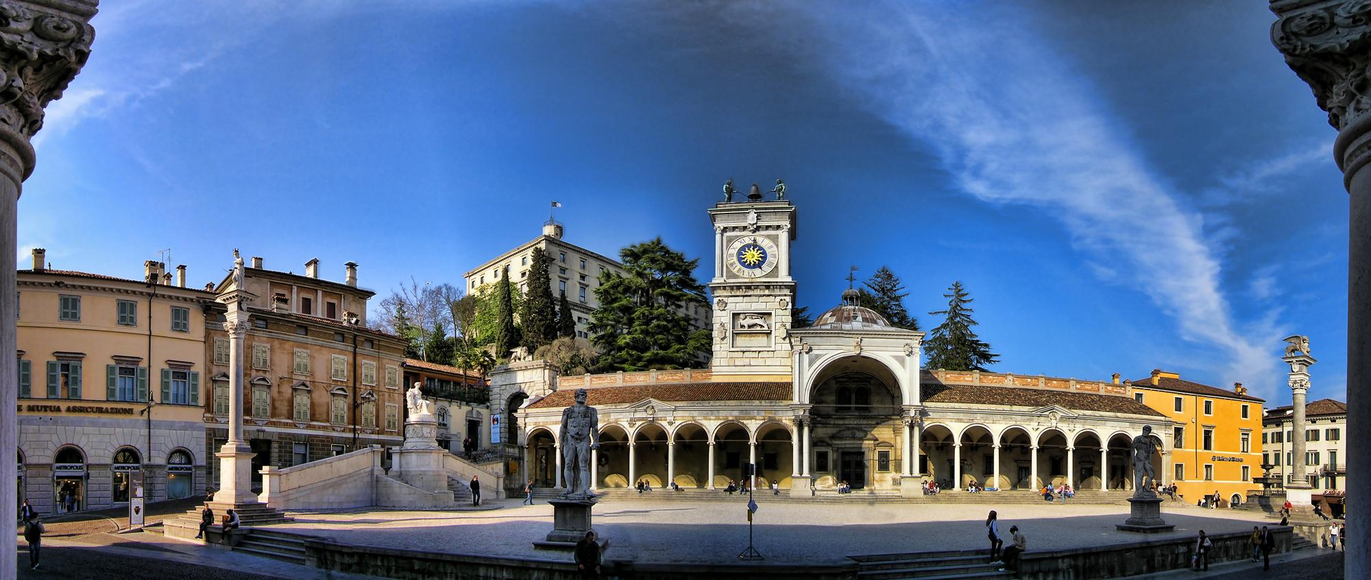 Giardino In Città Udine udine | cosa vedere a udine