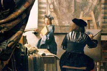 Allegoria della pittura (Vermeer)