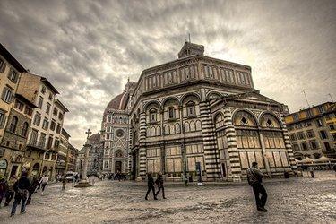 L'architettura del Battistero di Firenze