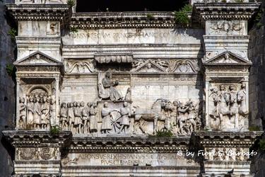 Il meraviglioso Arco di Trionfo