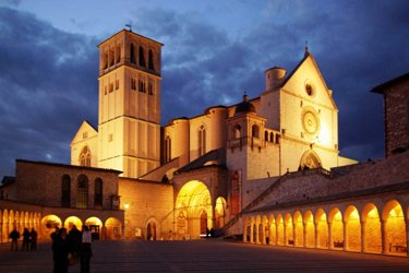 La Basilica di San Francesco ad Assisi