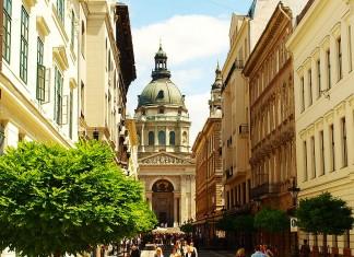 La Basilica di Santo Stefano a Budapest