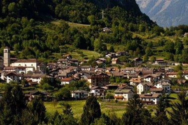 Il borgo di Raveo