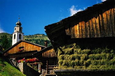 Il borgo di Sauris