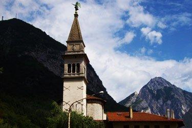 Il borgo di Tolmezzo