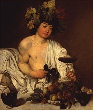 Il Bacco di Caravaggio
