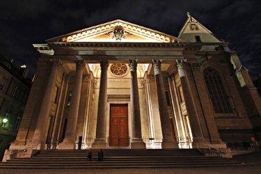 La Cattedrale di San Pietro a Ginevra