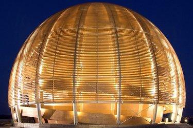 Il CERN di Ginevra