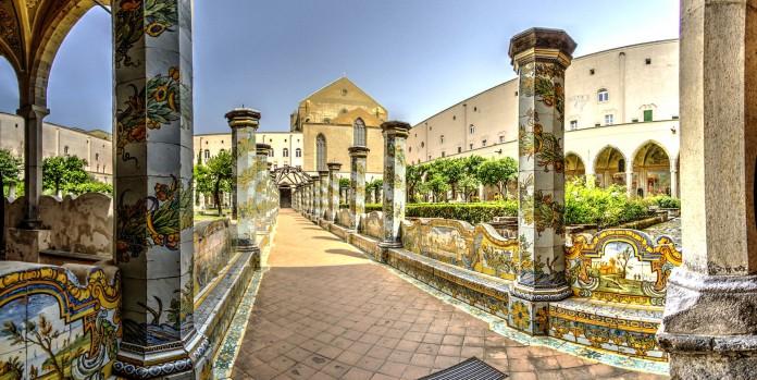 Chiesa, Chiostro e Monastero di Santa Chiara a Napoli