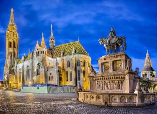 La Chiesa di Mattia a Budapest