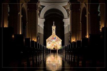 La Basilica di Santa Maria degli Angeli in Porziuncola ad Assisi