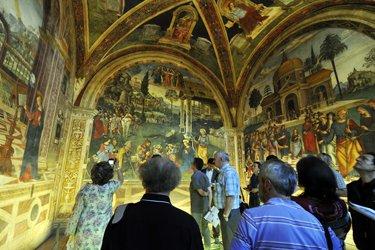 La chiesa di Santa Maria Maggiore a Spello